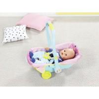 Scaun de calatorie joaca bebe Baby Born