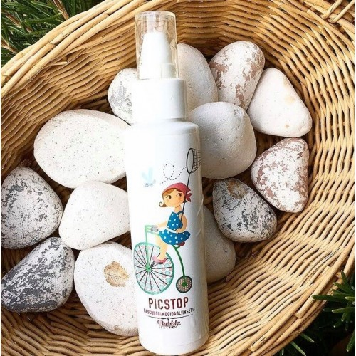 Crema anti tantari si insecte organica copii si bebelusi fetite 100ml BubbleEco