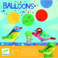 Joc de societate baloane colorate Djeco