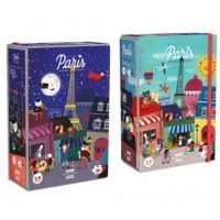Puzzle Noapte si zi la Paris Londji