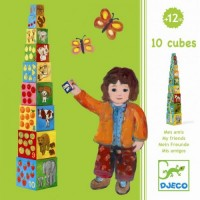 Turn de construit copac Djeco