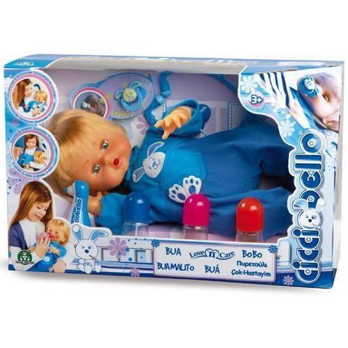 Papusa Cicciobello Bua bebelus bolnavior