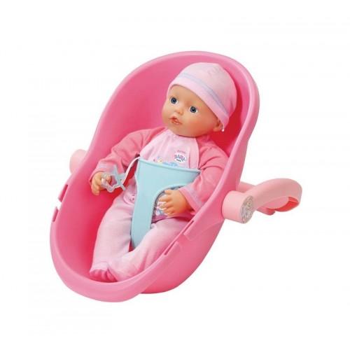 Set scoica si bebelus My Little Baby Born
