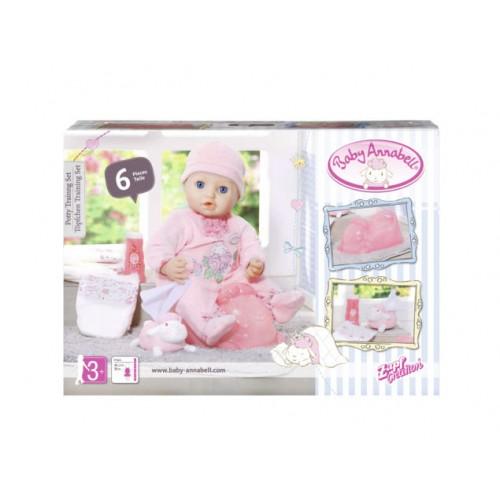 Set olita si accesorii joaca bebelusi Baby Annabell
