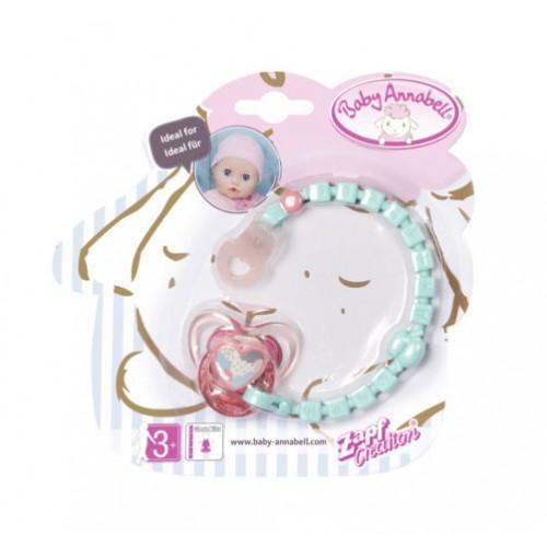 Suzeta joaca bebelus modele diferite Baby Annabell