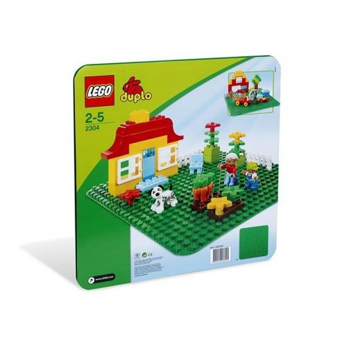 Lego Duplo  - Placa verde