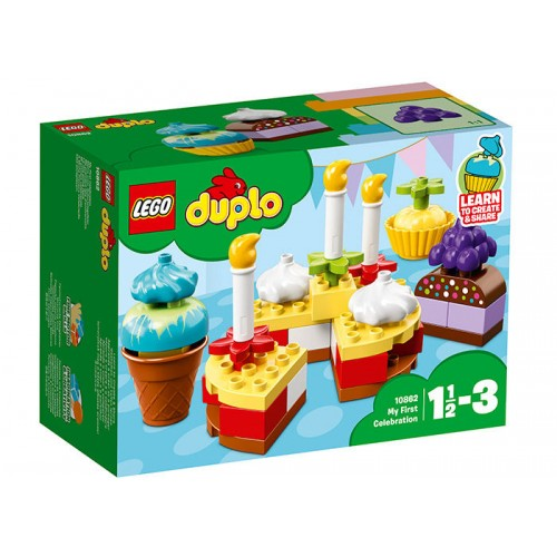 Lego Duplo - Prima Mea Festivitate.
