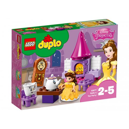 Lego Duplo  - Petrecea Lui Belle