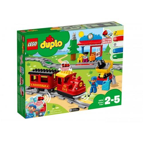 Lego Duplo - Tren Cu Aburi Lego