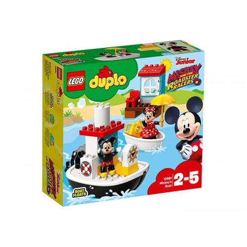 Lego Duplo - Barca Lui Mickey