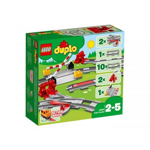 Lego Duplo - Sine De Cale Ferata