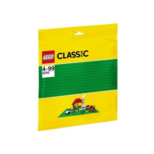 Lego Classic - Placa De Baza Verde Lego