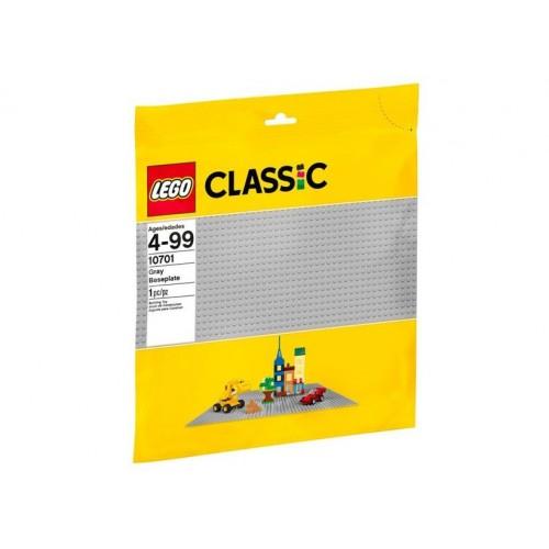 Lego Classic - Placa De Baza Gri Lego