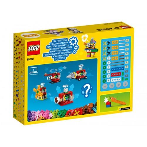 Lego Classic - Caramizi Si Roti Variate