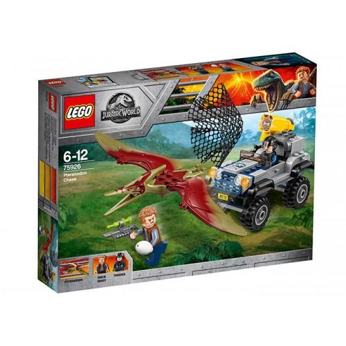Lego Jurassic World - Urmarirea Pteranodonului