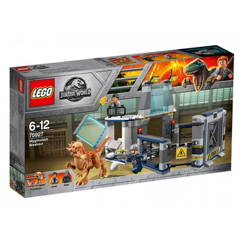 Lego Jurassic World - Evadarea Din Stygimoloch