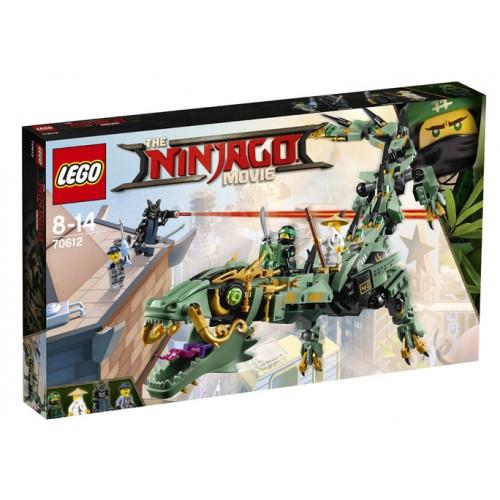 Lego Ninjago - Robotul - Balaur Ninja Verde
