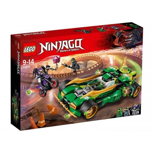 Lego Ninjago - Vehiculul Nocturn Al Lui Lloyd