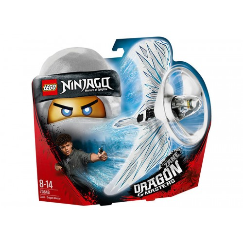 Lego Ninjago - Zane Dragonjitzu