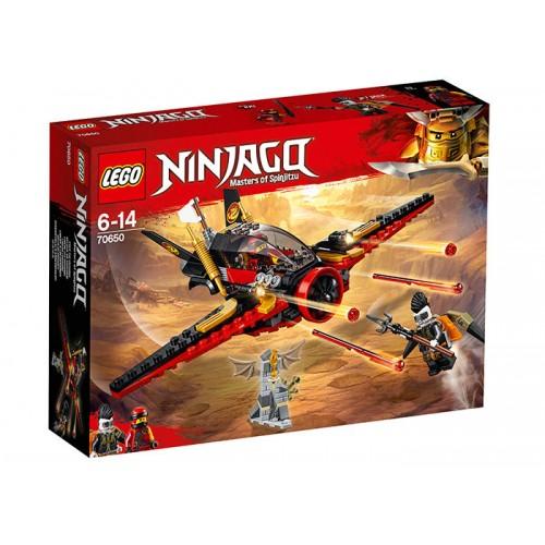 Lego Ninjago - Aripa Destinului