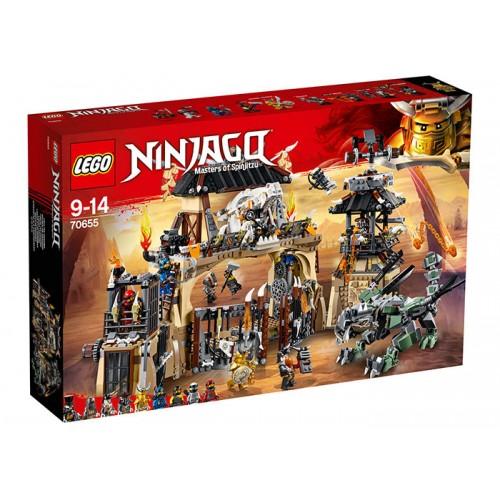 Lego Ninjago - Groapa Dragonilor
