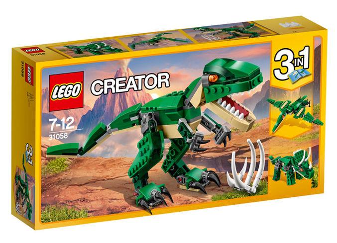 Dinozauri puternici Lego Creator