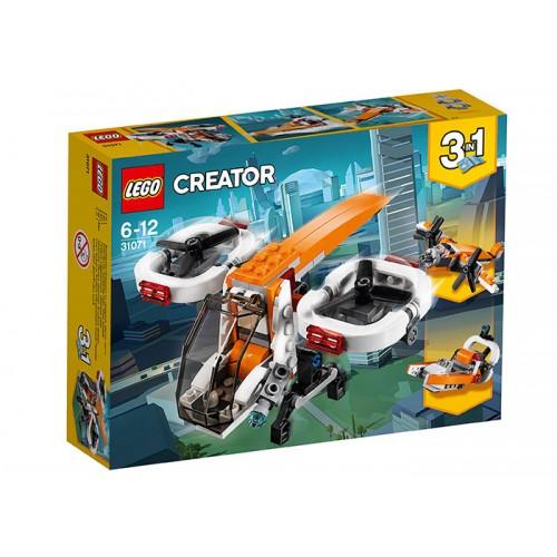 Lego Creator - Drona De Explorare