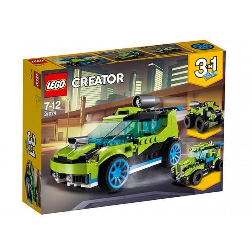 Lego Creator - Masina De Raliuri Rocket