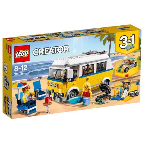 Lego Creator - Rulota Surferului