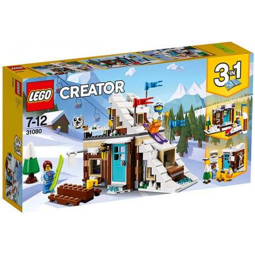 Lego Creator - Vacanta De Iarna Modulara