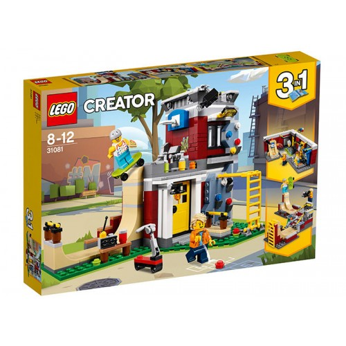 Lego Creator - Skatepark Modular