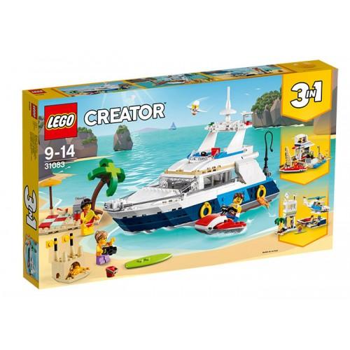 Lego Creator - Aventuri In Croaziera