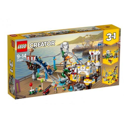 Lego Creator - Roller Coaster-Ul Piratilor