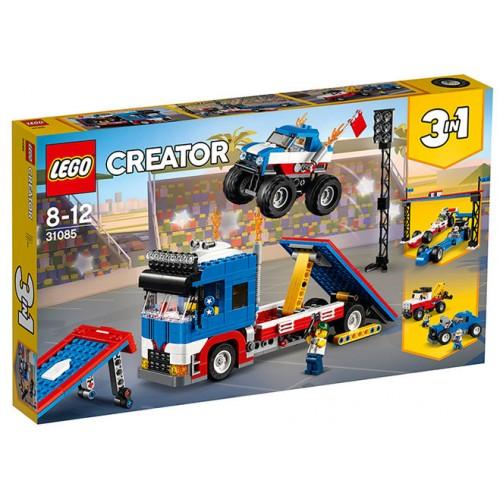 Lego Creator - Show Mobil De Cascadorii