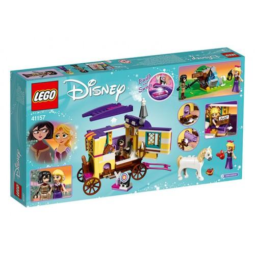 Lego Disney Princess - Rulota De Calatorii A Lui Rapunzel