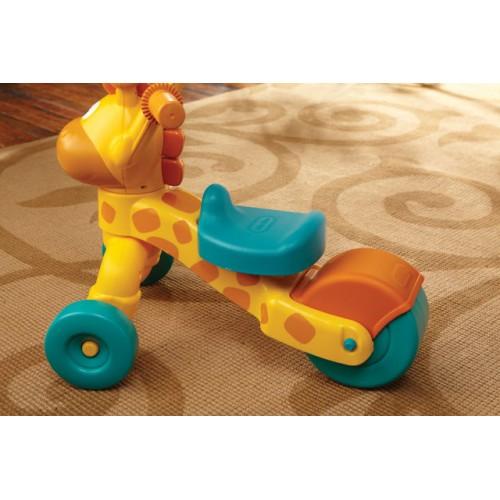 Tricicleta colorata Girafa Little Tikes