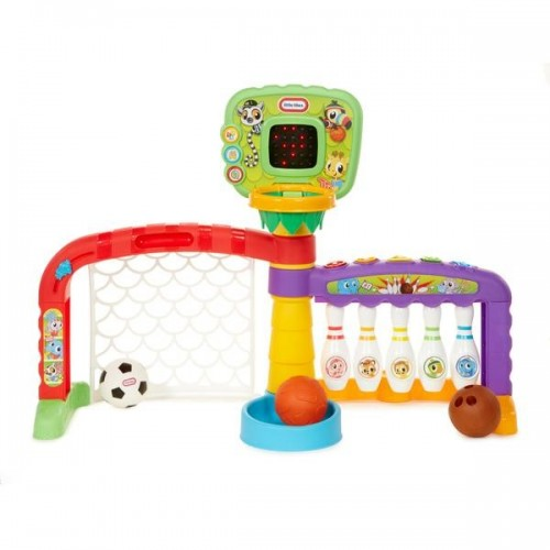 Jucarie Sport 3 in 1 copii Little Tikes