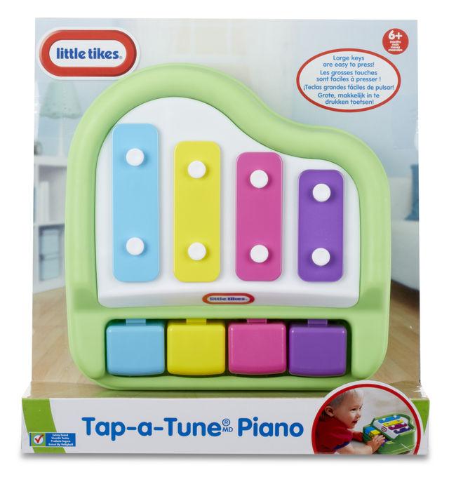 Pian cu sunete pentru bebe Little Tikes