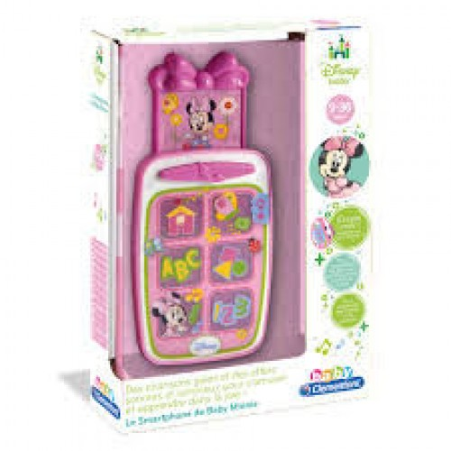 Smartphone Minnie Mouse Clementoni