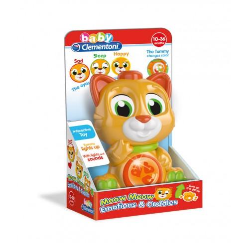 Pisicuta interactiva Clementoni