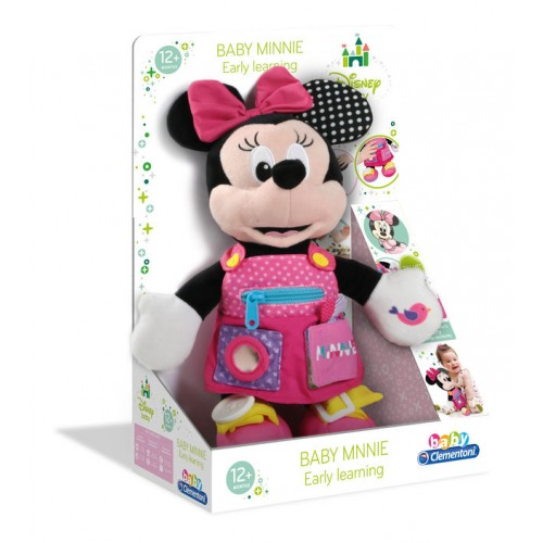 Plus Minnie Mouse primele abilitati