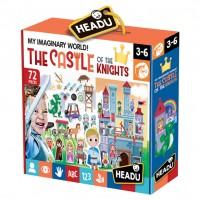 Joc creativ castelul Cavalerilor Headu