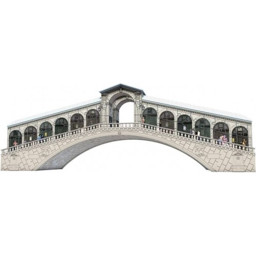 Puzzle 3D podul Rialto 216 piese