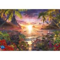 Puzzle Apusul In Paradis, 18000 Piese