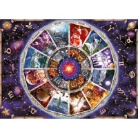 Puzzle Astrologie, 9000 Piese