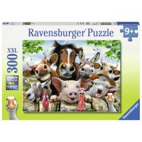 Puzzle Poza Animale, 300 Piese