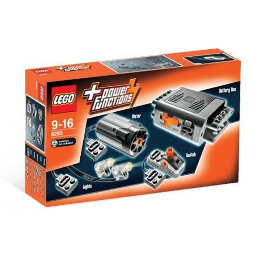 Lego Technic-Set Motor Power Functions (8293)
