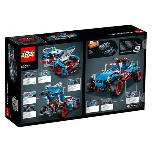 Lego Technic - Masina De Raliuri (42077)