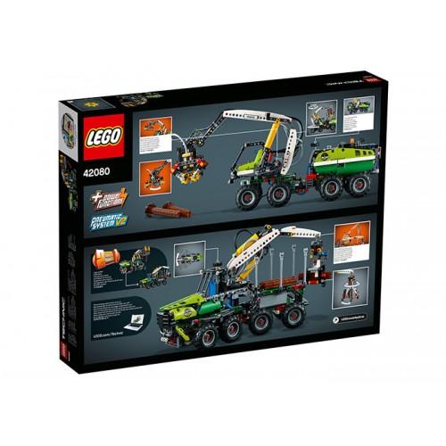 Lego Tehnic - Masina Forestiera (42080)