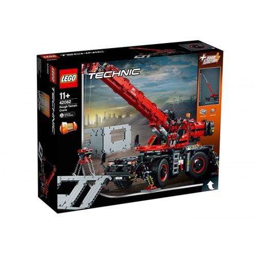 Lego Tehnic - Macara Pentru Teren Dificil (42082)
